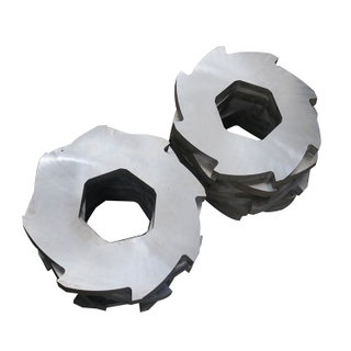 Tungsten Carbide Shredder Blades & Shredder Knife
