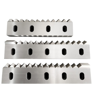 High Quality Plastic And Rubber Recycled Granulator Blades